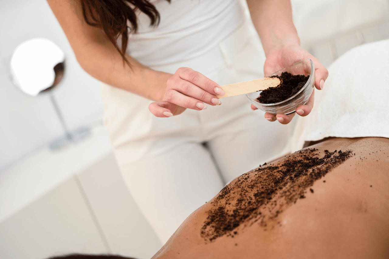 Being Nourished with Coffee Scrub and Maduranese Massage
