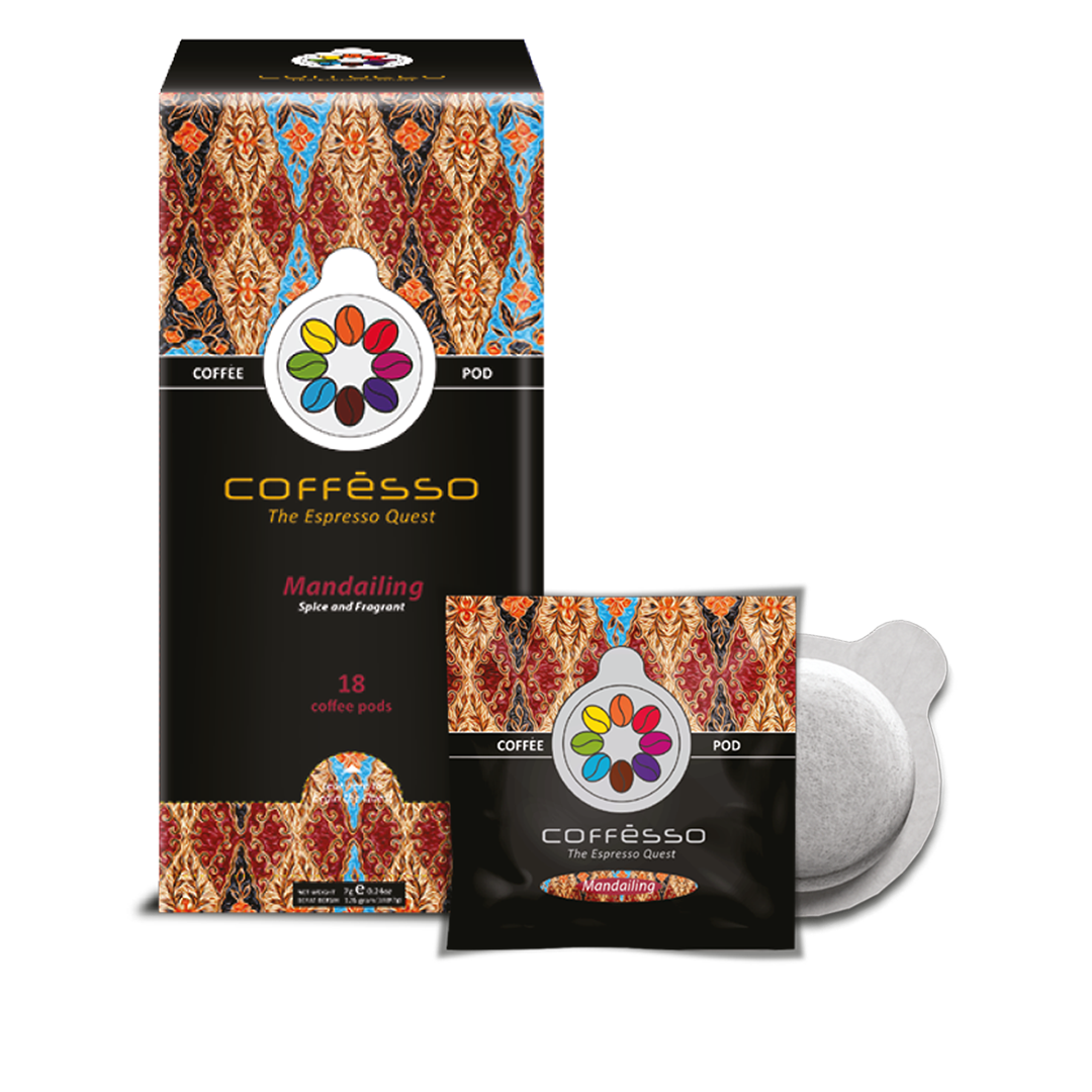 Mandailing Coffee Pod